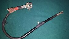 Lincoln LS Negative Battery Cable Wiring XW4T-14301-A Ships Fast!