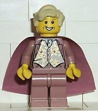 LEGO - HARRY POTTER - Gilderoy Lockhart, Sand Red Torso - MINI FIG