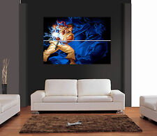 STREETFIGHTER RYU Giant WALL ART PRINT PICTURE POSTER