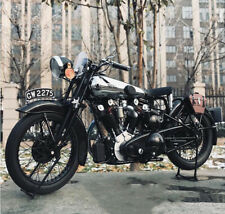 1/6 scale motorcycle Minichamps BROUGH SUPERIOR SS100