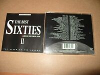 The Best Sixties Album In The World...ever Vol.2 1994 2 cd s are Ex Condition