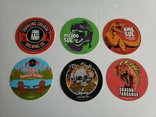 Lot 6 New Toppling Goliath Beer Stickers Decals King Sue Fandango Shandy Shore