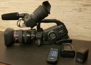 Canon XL-H1 HDV camcorder