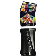 Prismacolor Premier Colored Pencils, Soft Core, 72 Pack with Pencil Sharpener