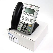 Nortel Avaya 1120E BCM IP VoIP LCD Telephone Phone Silver - Top Quality Refurb
