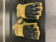 Exalt Hardshell Gloves Tan Large/ Xl