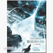 Siberia 56 Band 3 Pyramide HC SCIENCE FICTION COMIC Sentenac Christophe Bec NEU