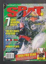 Splat Magazine Paintball April 2008 NPPL Commander's Cup