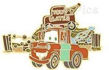 Disney Pin: DisneyShopping.com - Cars - Mater (LE 250)