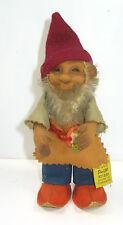 STEIFF 8713,01 Gucki Zwerg Puppe mit S/K/F ca.50er Jahre - ca.15,5cm (K37)