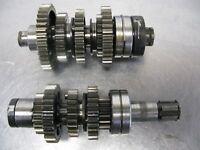 Honda XL250 KO 72 73 1972 1973 Transmission Gears Gear Set Factory OEM Trans Box