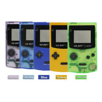 GB BOY Color Handheld Game Console 66 Built-in Classic Games Boy Gift