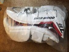 Sherwood goalie