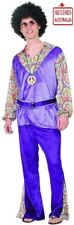 Male Hippie Outfit -Costume.. yeah man, cheap AND free freight...woah dude!!!!!!