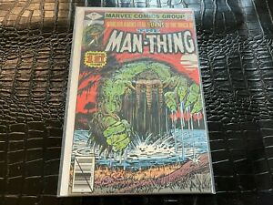 1979 The Man-Thing #1 High Grade NM / Bronze Age Marvel Comic