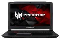 "ACER PREDATOR HELIOS 300 Gaming Laptop, Intel Core i7 GeForce GTX 1060 6GB 15.6"""