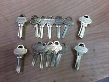 30 Schlage Everest D135 Key Blanks