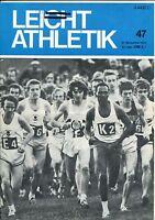 Leichtathletik Nr. 47/1972