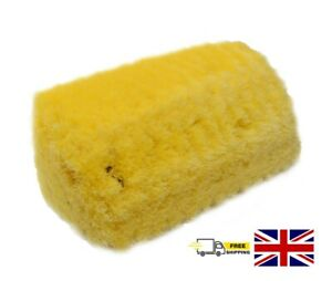"""10"""" Replacement Wash Brush Head 5 Sided Soft Bristle Car Wash Window Clean Brush"""