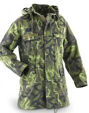 Czech XXL Military Surplus Army Hooded Jacket hunting camping fishing survival
