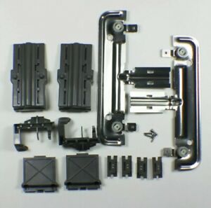 W10712394 Dishwasher Dish Rack Adjuster Kit - Left and Right Side. whirlpool