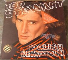 Collection of Rod Stewart on Warner Brothers, Lot of 2