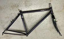 """Venom"" mountain bike frame/fork/headset/bottom bracket size medium True Temper"