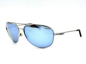 REVO RE 3087 WINDSPEED Sunglasses Metal Aviator Chrome /Blue Water Poarized #81A