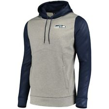 NFL Seattle Seahawks Under Armour Combine Authentic Performance Pullover Hoodie