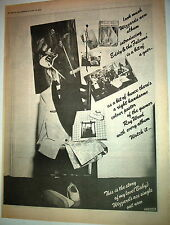 ROY WOOD Eddie & The Falcons 1974 UK Poster size Press ADVERT 16x12 inches