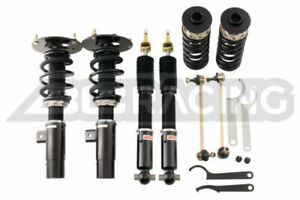 For 14-16 BMW 2 Series M235I M228I BC Racing BR Type Coilovers 30 Way Adjustable