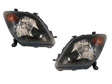 Headlights Performance Set for 2004 2005 xA Hatchback Driver Passenger Pair (Fits: Scion xA)