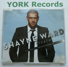 SHAYNE WARD - Breathless - Excellent Condition CD Single Syco