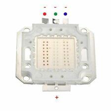 High Power 50W LED RGB Chip Birne Licht Lampe Strahler DIY GY