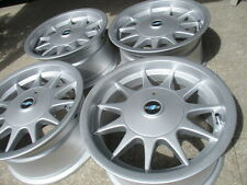 ❤️❤️4x Hartge BMW ALLOY WHEELS 4x100 OEM HARTGE 7x14 2002 Turbo Cabrio E21 E30