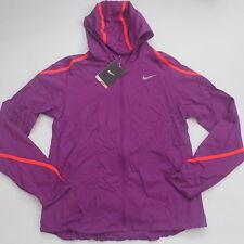 Nike Women Impossibly Light Running Jacket - 719767 - Purple 556 - Size M - NWT