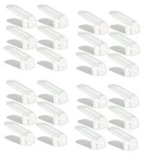 Shoe Slotz Space Saver, 24 piece set. NEW 100% Authentic