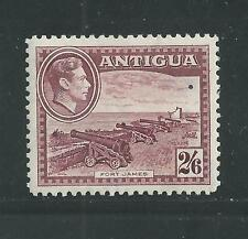 ANTIGUA  #  92 Mint FORT JAMES, MILITARY