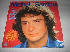 MICHEL SARDOU 33 TOURS GERMANY SES GRANDS SUCCES (2)