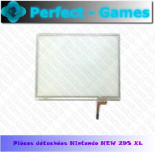 Nintendo NEW 2DS XL écran dalle vitre tactile bottom touch screen digitizer lcd