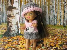 shelly kelly barbie tommy Puppenkleider Handarbeit Puppenstube vintage Geschenke