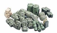 Tamiya 1/35 Military Miniature Series No.266 US Army working vehicle equipment s