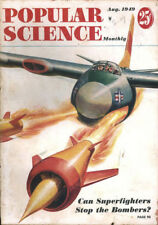 POPULAR SCIENCE AUG 49 USAF SUPERFIGHTERS_PLYMOUTH_PACKARD_GRAND COULEE DAM REPA