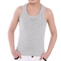 Child Toddler Kids Baby Boy Girl Clothes Sleeveless Tanks Vest Tops T-Shirts Tee