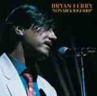 BRYAN FERRY Let's Stick Together CD BRAND NEW Remastered
