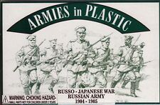 Armies in Plastic Russo-Japanese War (1904-1905) Russian Army 1/32 Scale 54mm