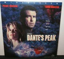 DANTE'S PEAK PIERCE BROSNAN LINDA HAMILTON WIDE SCREEN NEW SEALED LASER DISC