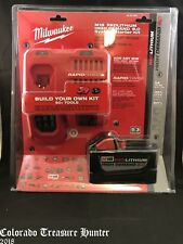 Milwaukee 48-59-1890 M18 Redlithium High Demand 9.0 System Starter Kit