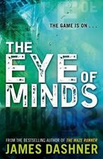 The Eye of Minds By James Dashner Paperback Free Shipping