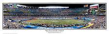 Super Bowl XXXVII (TAMPA BAY BUCCANEERS CHAMPS 2003) Panoramic POSTER Print